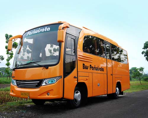 Medium Bus Adiputro 31-35 seat
